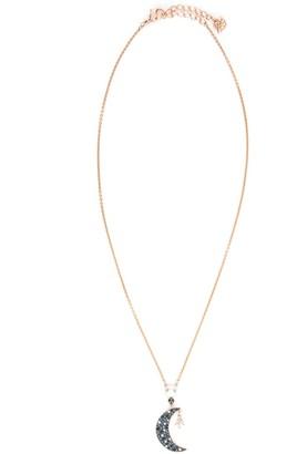 Swarovski Symbolic Moon Pendant Necklace