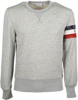 Moncler Striped Detail Sweatshirt