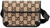 Gucci GG wool belt bag
