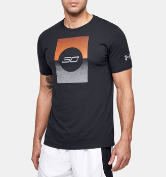 Under Armour Men's Curry Gradient Graphic T-Shirt