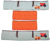 Kids Line Zutano Construction All Around Bumper