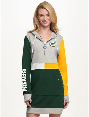 Tommy Hilfiger Green Bay Packers Hoodie Dress
