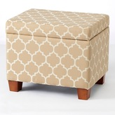 SONOMA Goods for LifeTM Weston Storage Ottoman