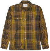 Our Legacy Country Checked Cotton Shirt