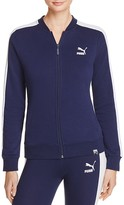 Puma Racing Stripe Logo Track Jacket