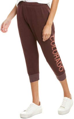 All Things Fabulous Colorado Cropped Sweatpant