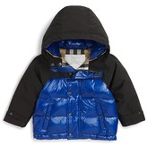 Burberry Infant Boy's Howell Down Puffer Jacket