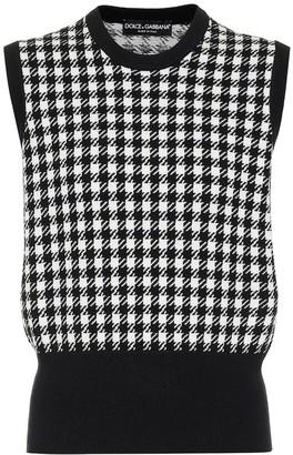 Dolce & Gabbana Cashmere sweater vest