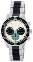Ted Baker Men&s Silver Tone Bracelet Watch