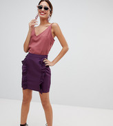 NA-KD Na Kd Two Side Frill Skirt