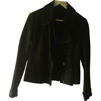 Prada Black Leather Leather jackets