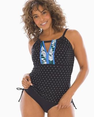 Beach House Vacation Spot Blair Tankini Swim Top