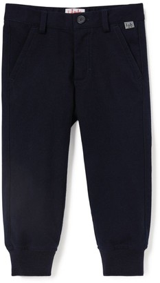Il Gufo Fitted Ankle Cuff Trousers (3-12 Years)