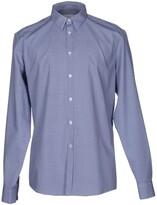 Grey Daniele Alessandrini Shirts - Item 38653314