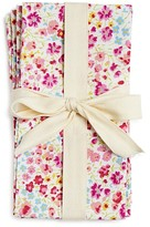 Liberty Flowers Fabric Napkins, Set of 4