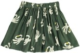 Bobo Choses Birds All Over Mini Skirt