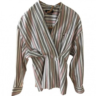 Isabel Marant Pink Cotton Top for Women
