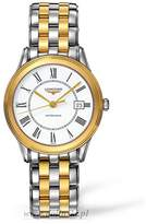Longines Les Grandes Classic Flagship Automatic Smaller Size Transparent Case Back Men's Watch
