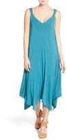 Ella Moss Bella Stretch Jersey Midi Dress