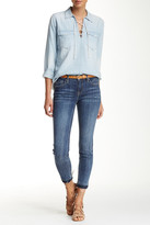 Vigoss Chelsea Released Hem Skinny Jean
