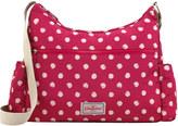 Cath Kidston Mini Smudge Spot Foldaway Zipped Cross Body Bag