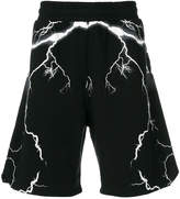 Marcelo Burlon County of Milan Telgo shorts