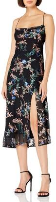 ASTR the Label Women's Gaia Sleeveless Midi Slip Dress