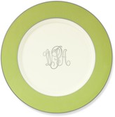 Williams-Sonoma Williams Sonoma Pickard Color Sheen Charger Plate, Green Platinum