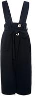 Marni Paperbag Skirt With Braces