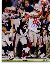 Bed Bath & Beyond Mario Manningham Signed Super Bowl XLVI Catch 8-Inch x 10-Inch Photo