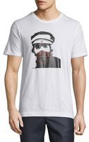 Robert Graham Ringo Starr Capsule Collection Short-Sleeve Graphic T-Shirt, White