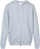 Sunspel classic hooded sweatshirt - men - Cotton - M