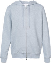 Sunspel classic hooded sweatshirt