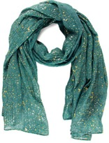 Saachi Water Drop Scarf.
