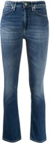 Dondup Charlotte mid-rise bootcut jeans
