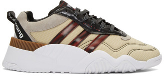 Adidas Originals By Alexander Wang Beige Turnout Sneakers