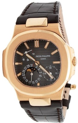 Patek Philippe 2010 Nautilus watch