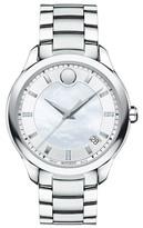 Movado Women's Swiss Diamond Quartz Watch - 0.023 ctw