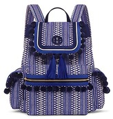 Tory Burch Scout Pom-Pom Backpack
