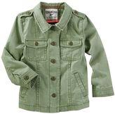 Osh Kosh Toddler Girl Utility Jacket