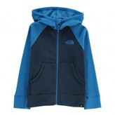 The North Face Glacier Two-Tone Fleece Jacket with Zip