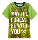 Hatley Toddler Boy's May The Forest Be With You T-Shirt