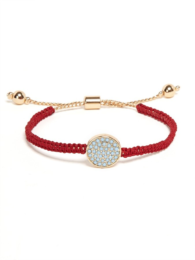 BaubleBar Blue and Red Pop Wrap