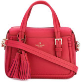 Kate Spade hanging tassel tote - women - Calf Leather/Polyester - One Size