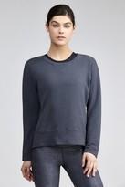 Monrow Crew Neck Sweatshirt