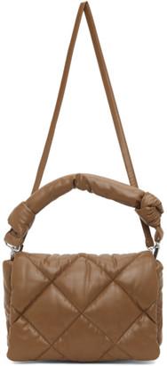 Stand Studio Taupe Mini Wanda Shoulder Bag
