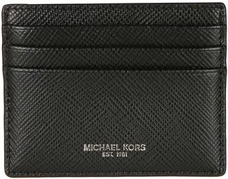 Michael Kors Logo Card Holder