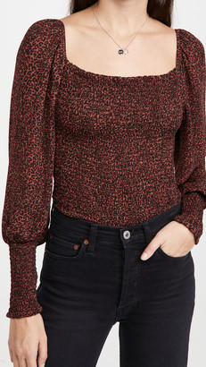 Cupcakes And Cashmere Liv Blouse