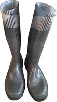 Burberry Wellington boots