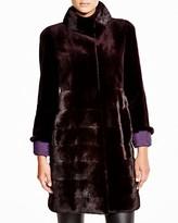 Maximilian Furs Maximilian Sheared Mink Coat - 100% Exclusive